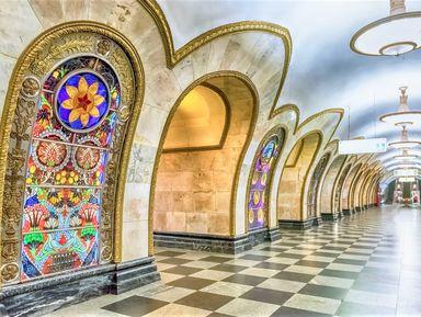 7 чудес московского метро