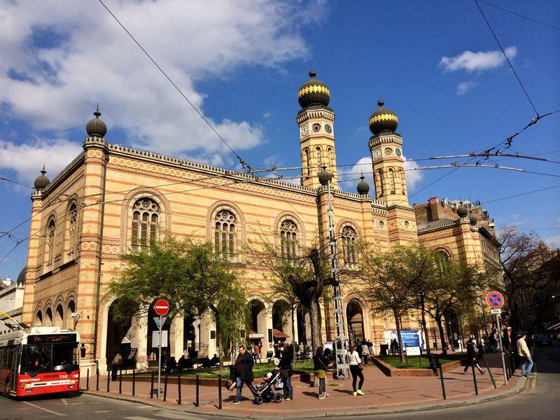 Еврейский квартал Будапешта: новая жизнь среди старых камней