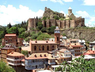 В Тбилиси — за полнотой впечатлений