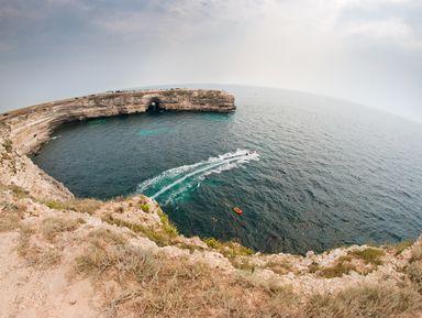 Волшебный полуостров Тарханкут