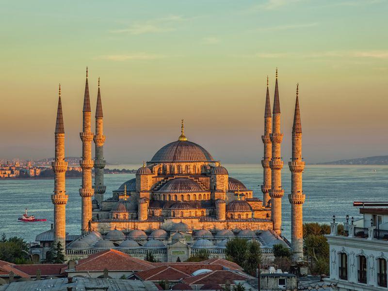 Экскурсия Со Стамбулом на «ты»!
