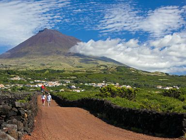 Азорский остров Пику— почувствовать вулканическую мощь Земли
