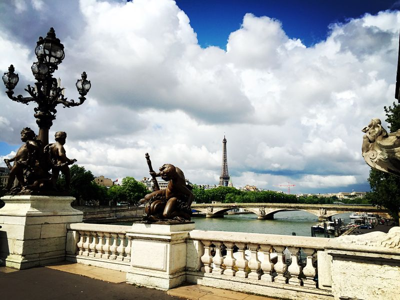 Фото Трансфер «Аэропорт (Шарль де Голль/Орли) — Париж»