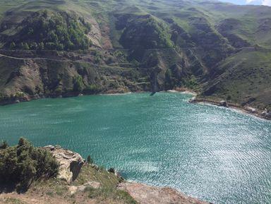 На джипе к озеру Гижгит и перевалу Актопрак