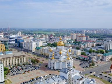 Добро пожаловать в Саранск!