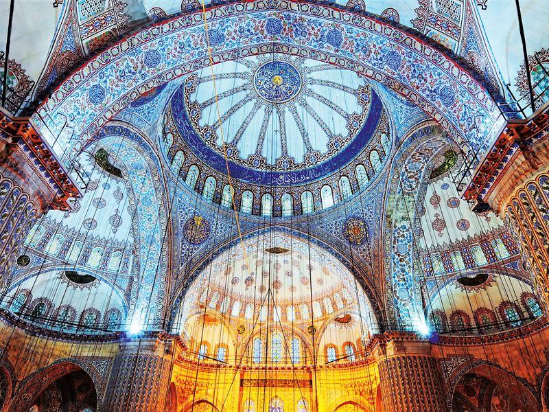 Экскурсия Стамбул — восточная сказка