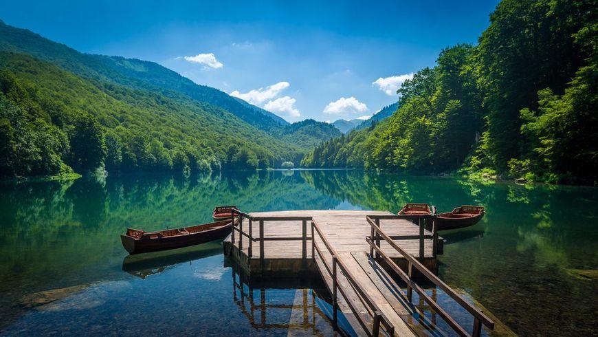 Национальный парк «Биоградская гора»