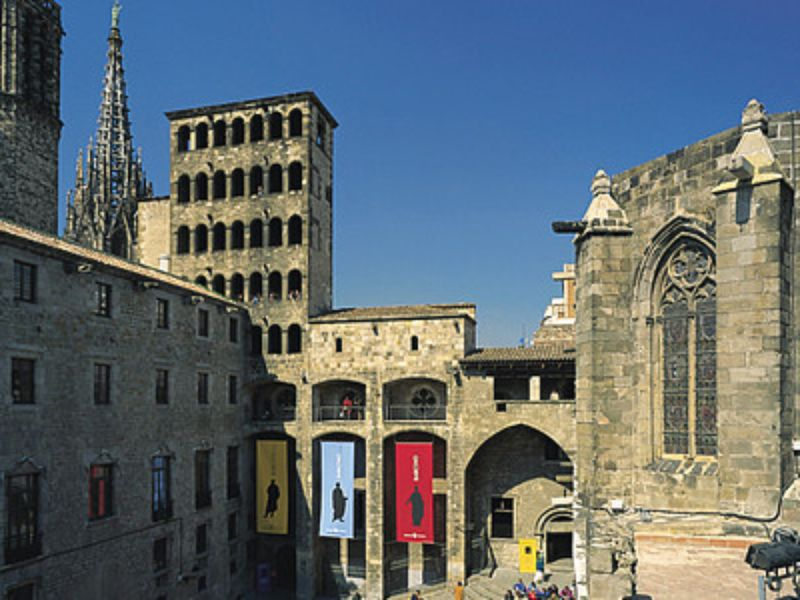 Экскурсия 10 самых древних мест Старой Барселоны