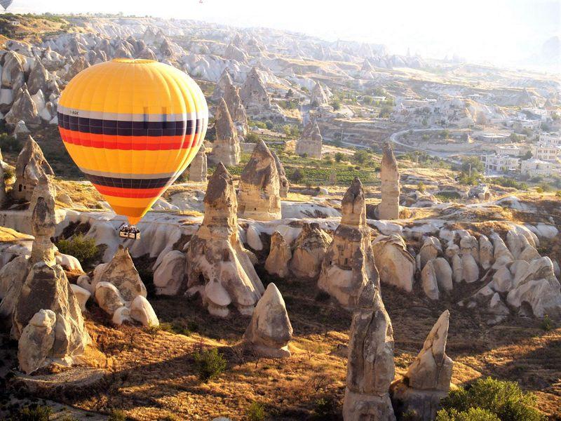 Экскурсия Групповая экскурсия вКаппадокию на2дня