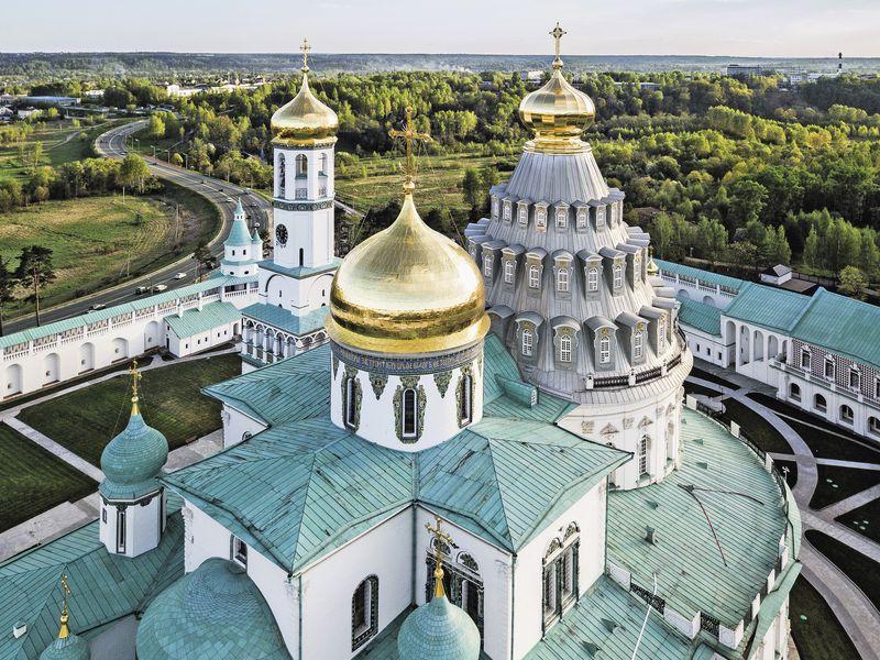 Экскурсия Новый Иерусалим под Москвой