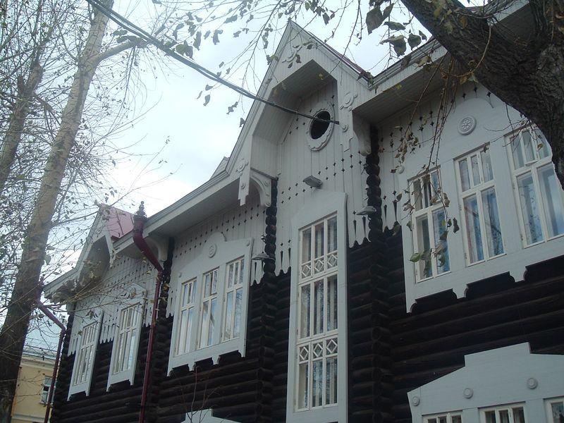 Экскурсия Елань. Прогулка по заповедным улицам Томска