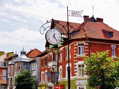 Обзорные и тематические экскурсии в городе Зеленоградск