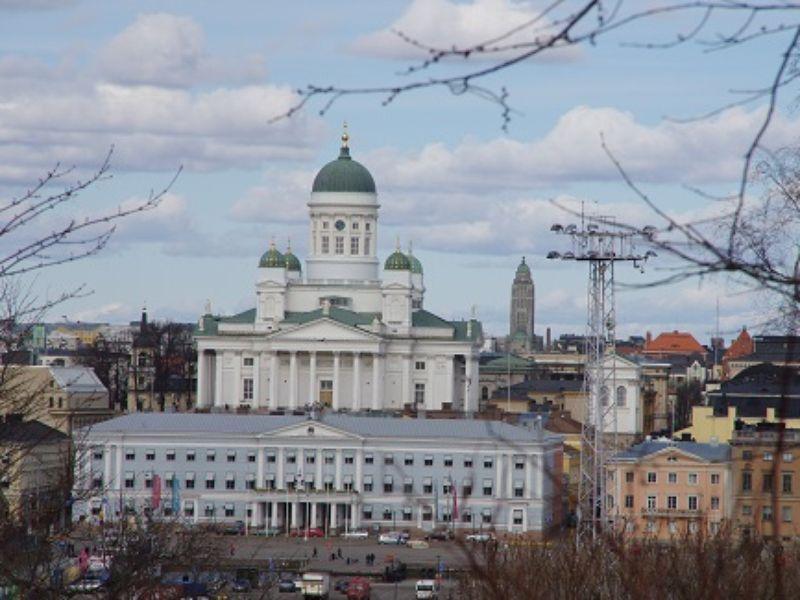 Экскурсия По Хельсинки пешком