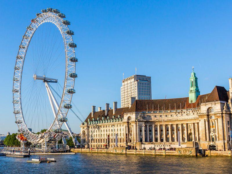 Экскурсия Знаменитые места Лондона с Темзы