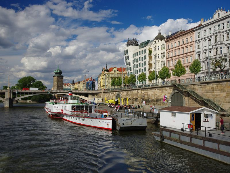 Экскурсия Малоизвестная Прага вдоль берегов Влтавы