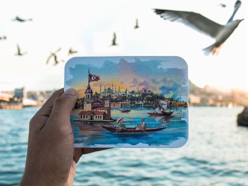 Экскурсия 15 чудес Стамбула. Групповая экскурсия