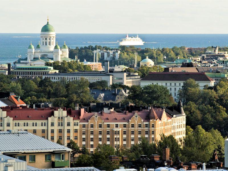 Экскурсия Ежедневная прогулка по Хельсинки
