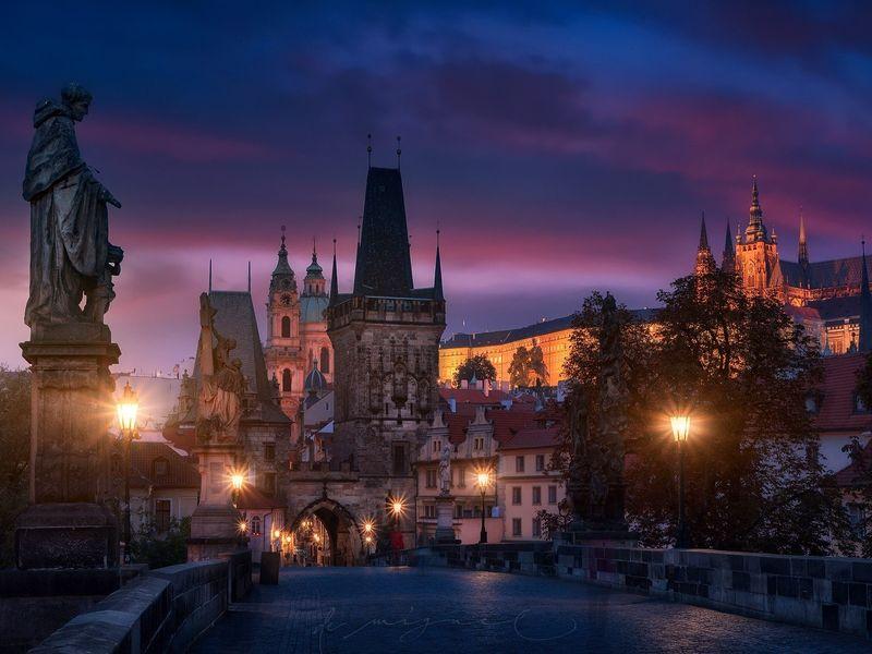 Экскурсия Вышеград и Пражский Град: тайны и легенды вечерней Праги