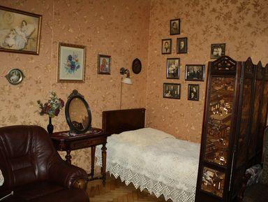 Старинная квартира доходного дома