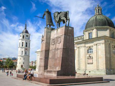 Добро пожаловать в Вильнюс!