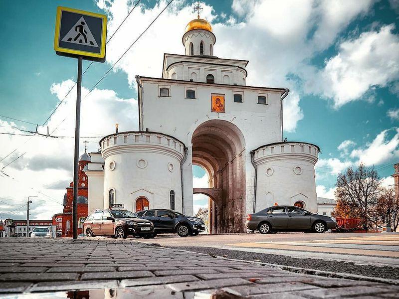 Экскурсия Знакомство с Владимиром