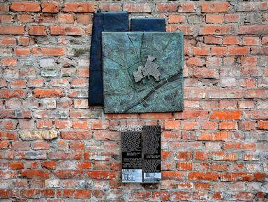 Экскурсия по варшавскому гетто