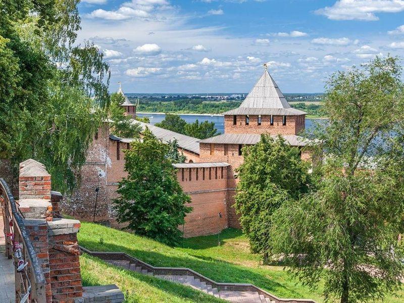 Экскурсия Кремль и Покровка (пешая 2 часа)