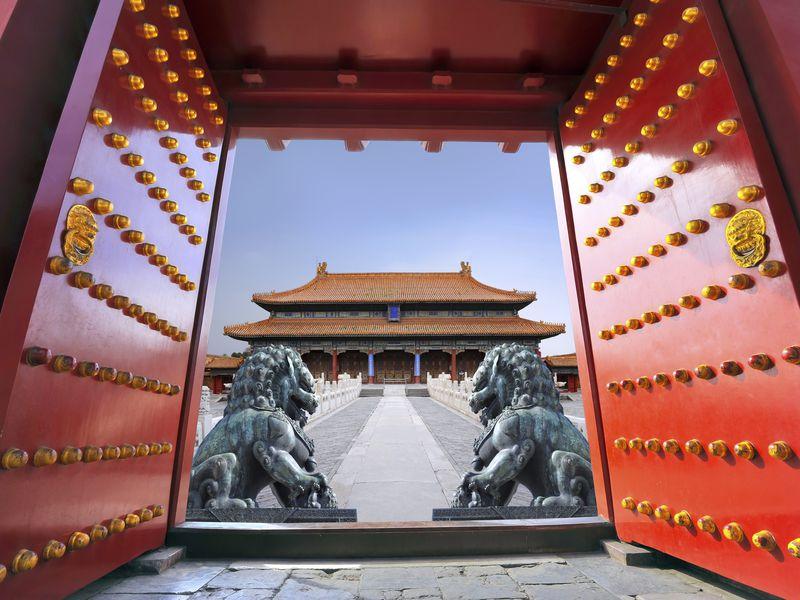 Экскурсия Пекин — первое знакомство