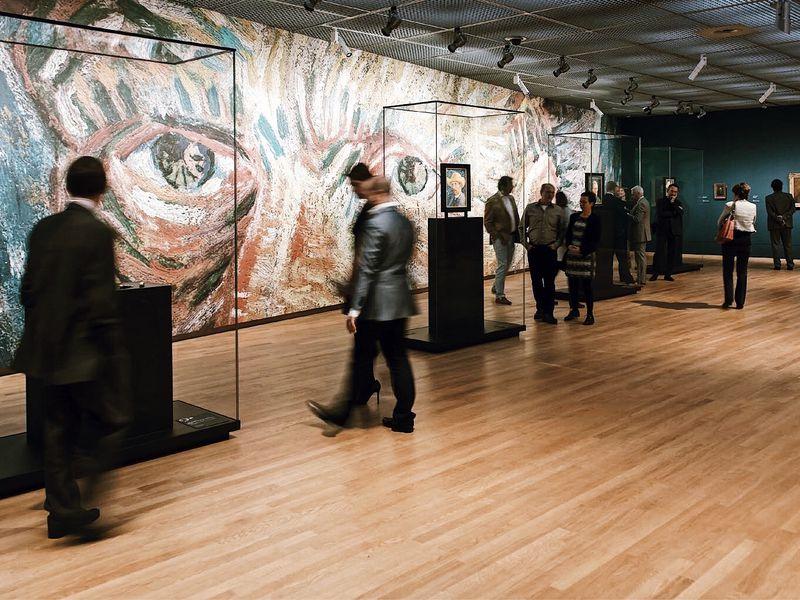 Экскурсия Понять Ван Гога