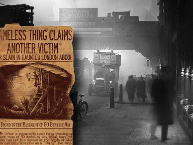 Тайны старого Лондона
