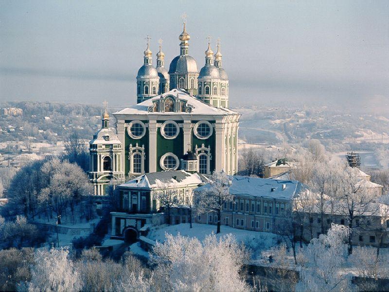 Экскурсия Смоленск вчера, сегодня, завтра