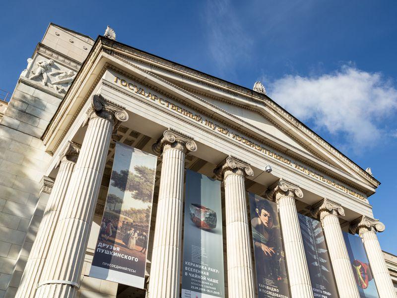Экскурсия Прогулка по Пушкинскому музею: шедевры основной экспозиции