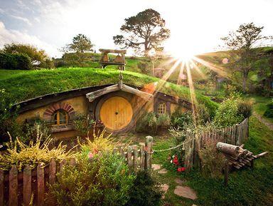 Хоббитон: нежданное путешествие вмир Толкина