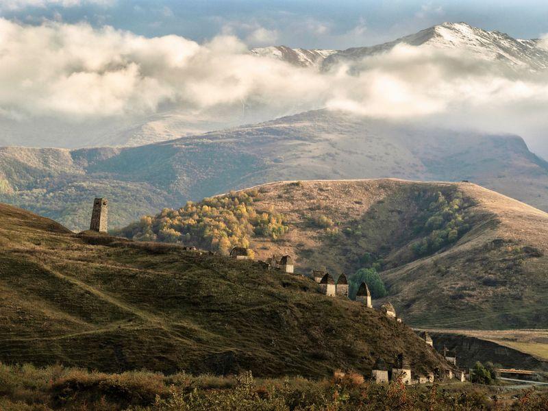Экскурсия Древняя и прекрасная Осетия на групповой экскурсии