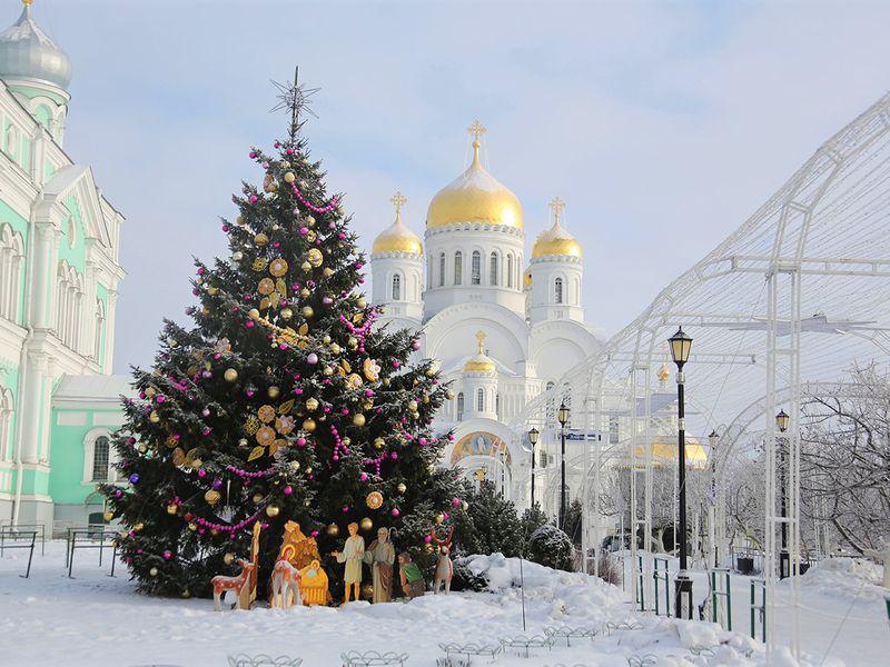 Экскурсия ИзНижнего Новгорода— вАрзамас иДивеево