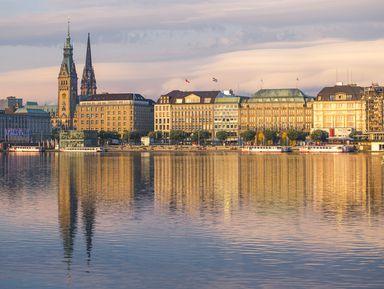 Прогулка поэпохам Гамбурга
