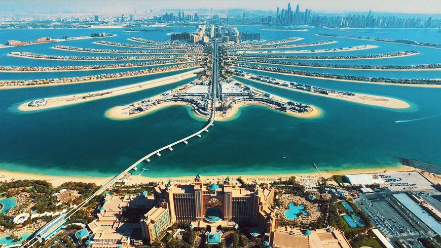 Знакомство с Дубаем