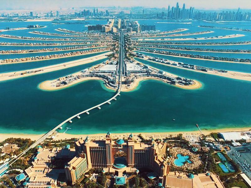 Экскурсия Знакомство с Дубаем