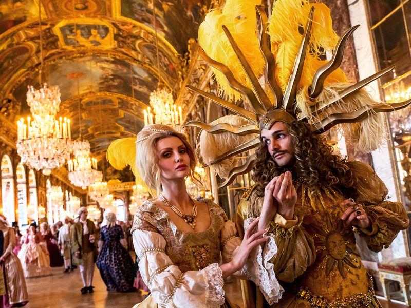 Экскурсия Версаль: один день изжизни Людовика XIV