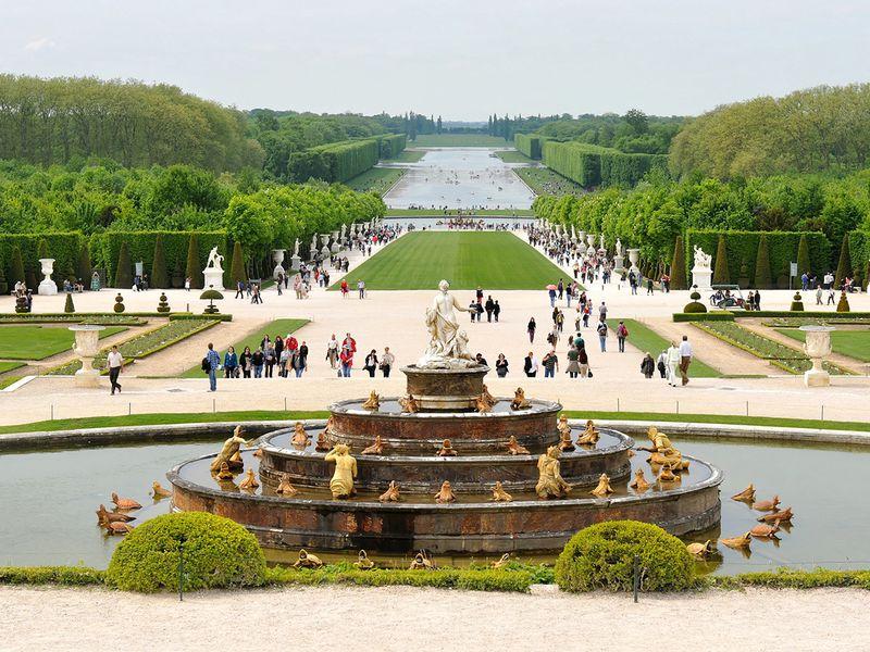 Фото Многоликий Версаль