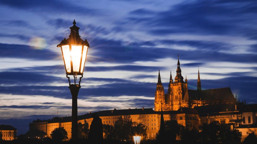 Мистика Старой Праги