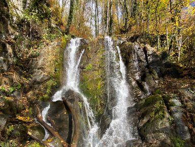 Лёгкий треккинг к водопаду Красной Поляны