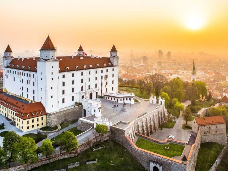Экскурсия Душа и сердце Братиславы