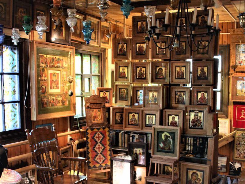 Экскурсия Дом иконописца