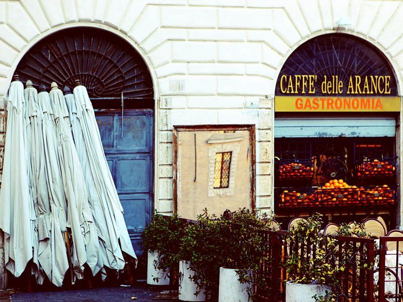 Фото Трастевере — настоящий дух Рима
