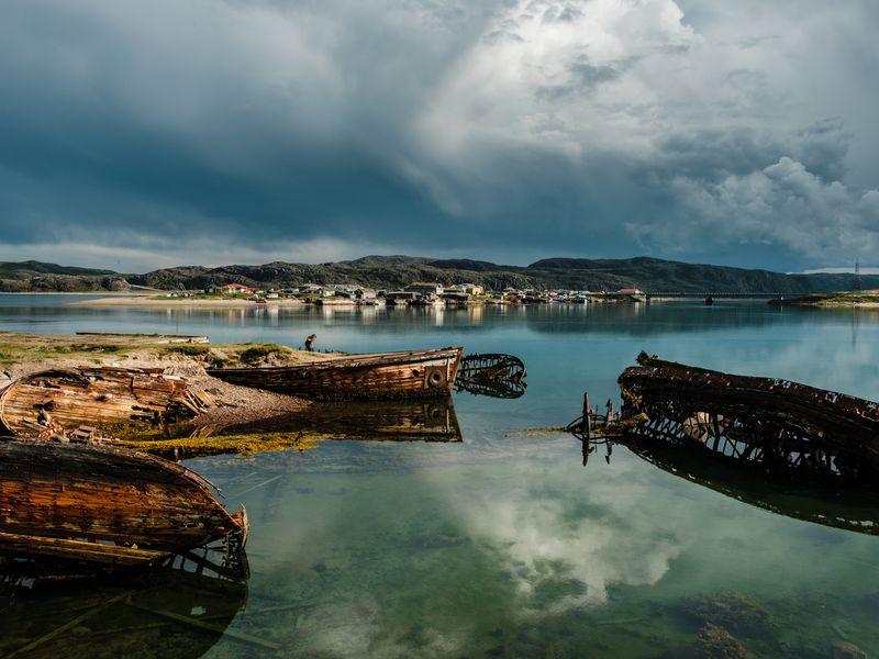 Экскурсия Териберка— «маленький северный рай»