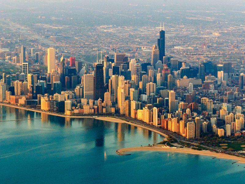 Экскурсия Чикаго— родина небоскребов