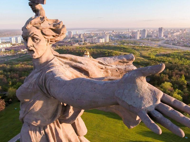 Экскурсия Мамаев курган — непокоренный, мистический, легендарный