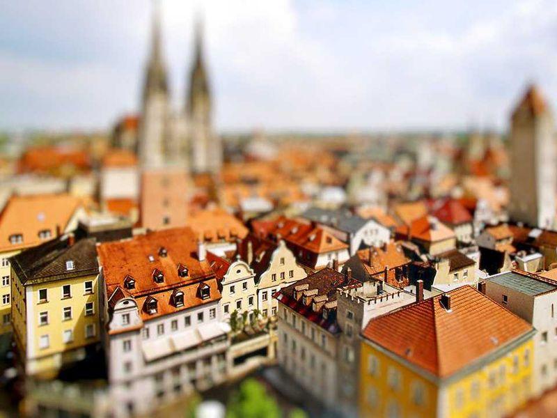 Экскурсия Ключи от Регенсбурга