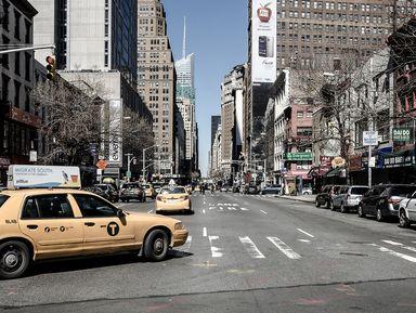 Контрасты Нью-Йорка